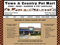 Town & Country Pet Mart